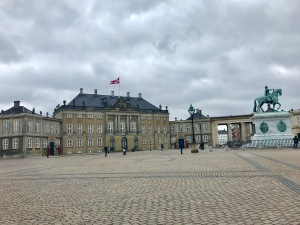 denmark official royal palace