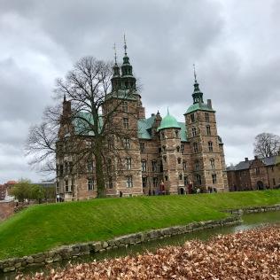 denmark rosenborg castle