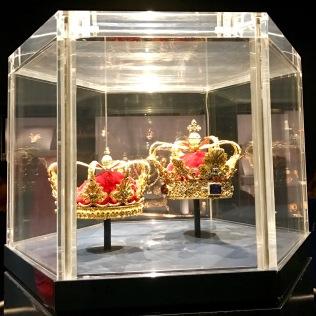 denmark rosenborg crown jewels